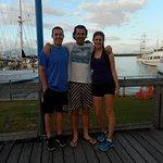 Our last night in Fiji