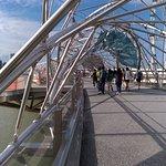 Φωτογραφία: Η Ελικοειδής Γέφυρα