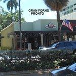 The Restaurant right on Las Olas Blvd.
