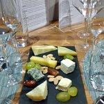 Una estupenda selección de quesos artesanales