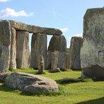 Foto van Stonehenge