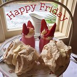Happy Friday from the team at Rainbow Falls Tea House