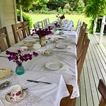 Rainbow Falls Tea House welcomes you for your next event