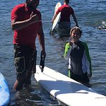 Hawaii Lifeguard Surf Instructors Foto