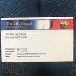 Foto de Little Snail
