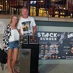 Foto van Stacked Burger