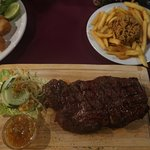 Foto van Steak & Ribs