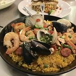 Foto de Bluewater Grill Seafood Restaurant & Oyster Bar