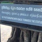 Foto de Samadhi Statue