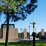 Photo of The Sydney and Walda Besthoff Sculpture Garden at NOMA