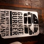 Photo de Grunge Burger