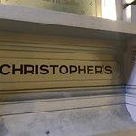 Bilde fra Christopher's