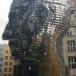 Foto de Statue of Franz Kafka