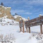 Фотография Pictograph Cave State Park
