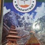 Nepal Restaurant Foto