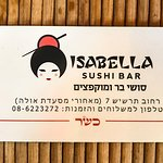 Isabella Sushi Barの写真