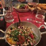 Bilde fra Aubergine Restaurant