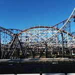 Blackpool Pleasure Beach Photo