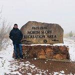 صورة فوتوغرافية لـ Pikes Peak