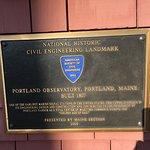 Foto de Portland Observatory