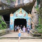 Wat Suwan Kuha (Cave Temple)照片