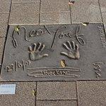 Foto van European Walk of Fame