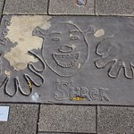 Foto van European Walk of Fame
