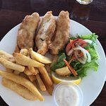 Фотография Scarborough Fish & Chips Restaurant