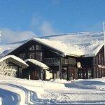 Et vinterrike kun to timer fra Oslo.