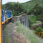 Φωτογραφία: Taieri Gorge Railway