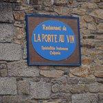 Photo of La porte au vin