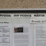 Foto Iglesia de San Vicente Martir