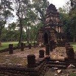 Si Satchanalai Historical Park Foto