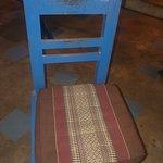 صورة فوتوغرافية لـ The Blue Chair