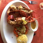 Foto de Domaine Anna - Ile Maurice Restaurant