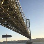 Photo of Akashi Kaikyo Bridge