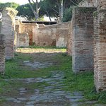 Zdjęcie Parco Archeologico di Ostia Antica
