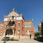 Foto van Recinte Modernista de Sant Pau