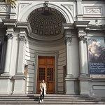 """Фотография Национальная галерея Грузии (""""Голубая галерея"""")"""
