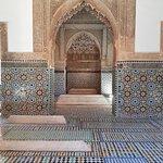 Saadian Tombs Foto