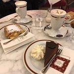 Фотография Cafe Sacher Wien