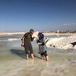 Photo of Varzaneh Desert