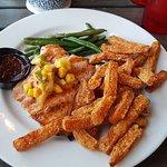 Foto de The River House Restaurant