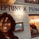 Foto van Neptune & Prawn