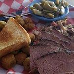 Billede af Judge Bean's BBQ