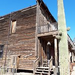Goldfield Ghost Town Photo