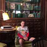 Photo de Gryphon Tea Room