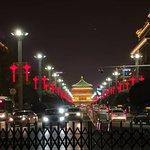 Foto van Xi'an Stad's Muur