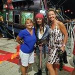 Bilde fra Jean Laffite Pirate Dinner Cruise