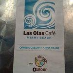 Foto de Las Olas Cafe